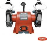 Dvoukotoučová bruska EXTOL BG 35L