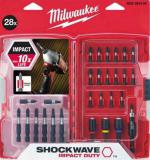 Milwaukee sada bitů   Shockwave Impact Duty 28 ks 4932352455