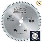 Freud LU3D Pilový kotouč na lamino a DTD - D300x3,2 d30 Z96 HM