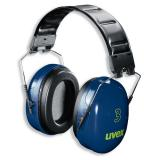 Uvex 3 Sluchátka, modrá