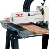 JET Výstupní a vstupní přídavné stoly pro brusku 16-32 Plus