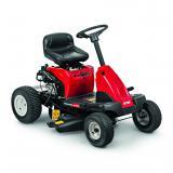 MTD SMART MINIRIDER 60 SDE travní traktor se bočním výhozem a elektrostartem