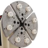 Upínací čelisti se šroubovacími čepy pro sklíčidlo G3 a SN2 -  D200mm