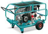 Mobilní kompresor kompresor Aircar-Bau 650 Pro