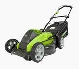 Greenworks GD40LM45 aku 40 V travní sekačka s indukčním motorem
