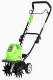 Greenworks G40TL aku 40 V kultivátor