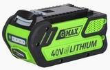 Greenworks G40B4 40 V lithium iontová baterie 4 Ah