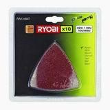 Ryobi RAK 10 MT sada brusných papírů (10 ks) k RMT 1801 M, RMT 1201 M