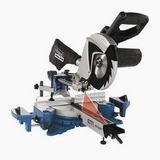 Scheppach HM 100 MP dvourychlostní multifunkční pokosová pila s potahem a laserem