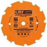 CMT Pilový kotouč na cementotřískové desky - D180x2,2 d20 Z4 Diamantový