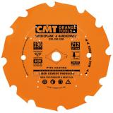 CMT Diamantový pilový kotouč na cementotřískové desky - D180x2,2 d20 Z4