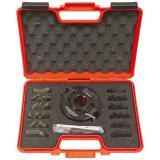 IGM Univerzální frézovací dvířková sada 7 kusová MAN - D100x40-50 d30 OCEL