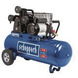 Scheppach HC 550 tc olejový tříválcový řemenový kompresor 100 l