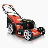GTM 500 SP4 SC H travní sekačka s benzinovým motorem, pojezdem a 4 rychlostní převodovkou