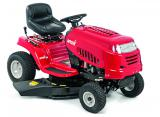 MTD 96 travní traktor s bočním výhozem