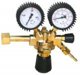 Redukční ventil argon/CO2,