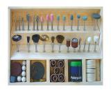 Sada nástrojů (103 ks) v dřevěném kufříku