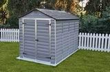 Palram Skylight 6x10 šedý zahradní domek