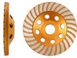 kotouč diamantový brusný, 115x22,2mm