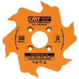 CMT Kotouč lamelovací pro lamelové spoje - D100x3,96 d22 Z6 HM střídavý zub