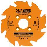 CMT Kotouč lamelovací pro lamelové spoje - D100x3,96 d22 Z8 HM rovný zub
