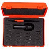 CMT C616 Sada na CNC profilování, fréza + 22 profilových HM nožů