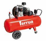 F200/400/4 - Kompresor s olejovou náplní - pomaloběžný