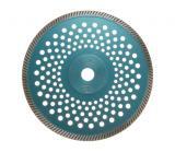kotouč diamantový řezný, turbo Fast Cut, suché i mokré řezání, 230x22,2x2,8mm