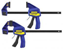 IRWIN QUICK-GRIP jednoruční svěrky 150 mm T5062QCEL7 - zvětšit obrázek