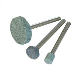 Sada brusných hrotů z karbidu křemíku 3ks, D5-9-20mm S=3,2mm - zvětšit obrázek